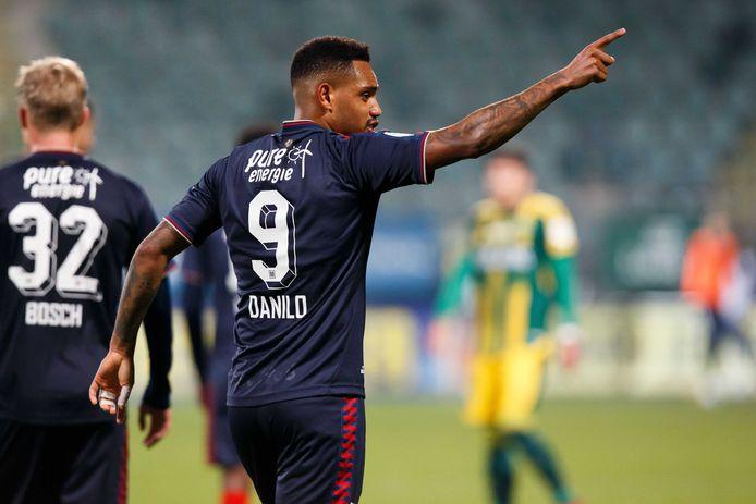 Wijst Danilo FC Twente zondag weer de weg?