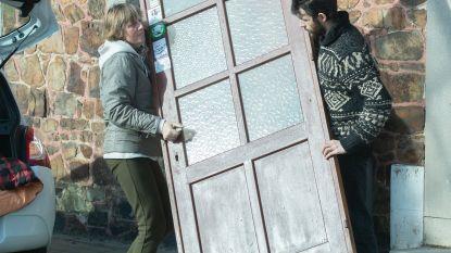 Gratis deur? Michelle Martin laadt ze in