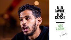 """Faris Haroun in onze Speakers' Corner: """"Mijn vader en nonkels, acht uur in een busje naar Londen"""""""