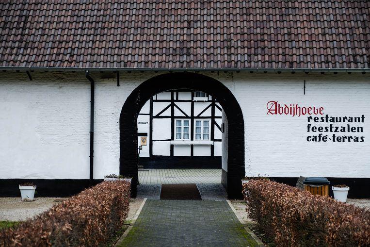 2019/01/16, Houthalen, Belgium. De uitbaters van de Abdijhoeve in Kelchterhoef stoppen ermee.
