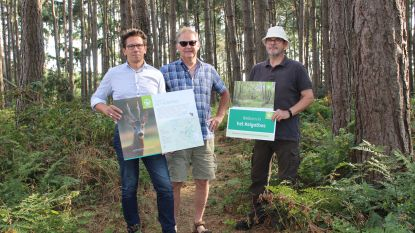 9 hectare Keigatbos vanaf zondag open voor publiek