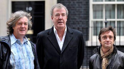 Nieuwe autoshow voor Clarkson, Hammond en May