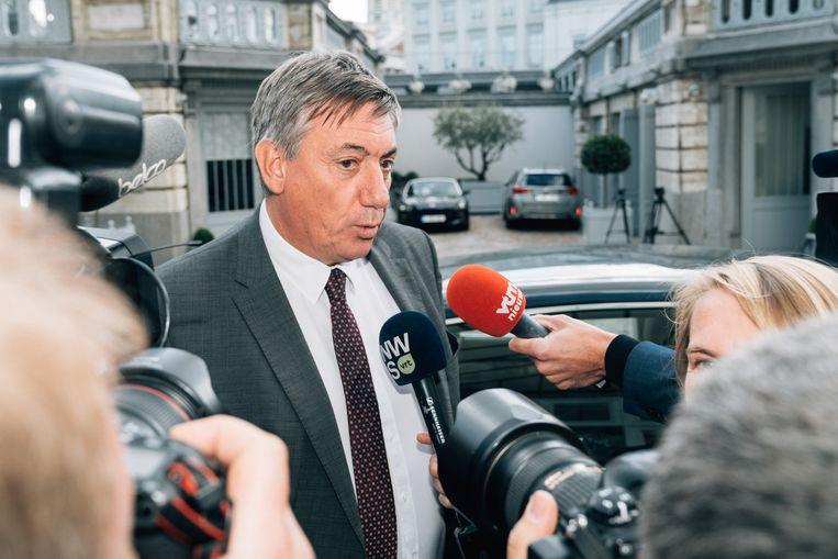 Kan formateur Jan Jambon (N-VA) begin volgende week de eed afleggen als de volgende Vlaamse minister-president?