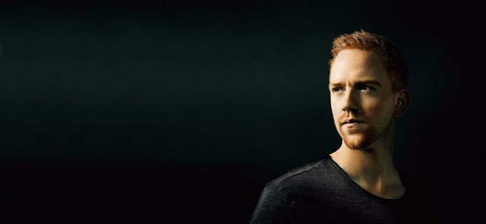 DJ B-Front, alias Bob van der Palen uit Veldhoven.