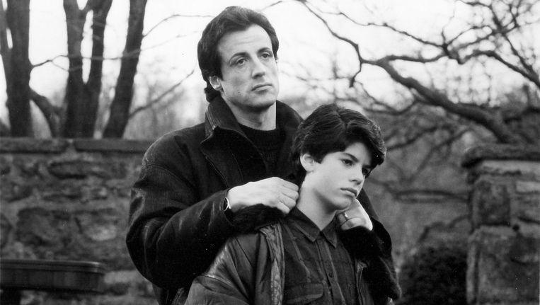 Sylvester Stallone in de film Rocky. Beeld reuters