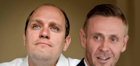 Brandt-Corstius laat 'verkrachtingszaak' tegen Gijs van Dam vallen