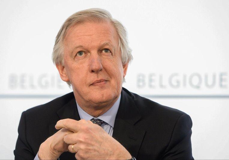 Pensioenminister Daniel Bacquelaine (MR) verwacht deze maand nog een akkoord met de Groep van Tien.