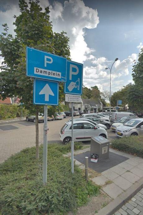 Toch parkeren op Damplein in Goes na bezwaren van ondernemers