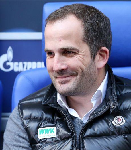 Niet Van Bommel, maar Baum nieuwe trainer Schalke 04
