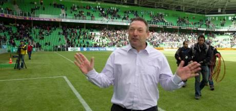 Ron Jans voelt de liefde voor FC Groningen, alleen vanavond even niet