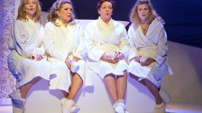 BV's trekken dik ingeduffeld naar de première van 'Vapeurs 2: In De Sneeuw'