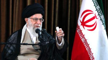 """""""De VS kan en mag je niet vertrouwen"""": Khamenei wijst onderhandelingen met Amerika af"""
