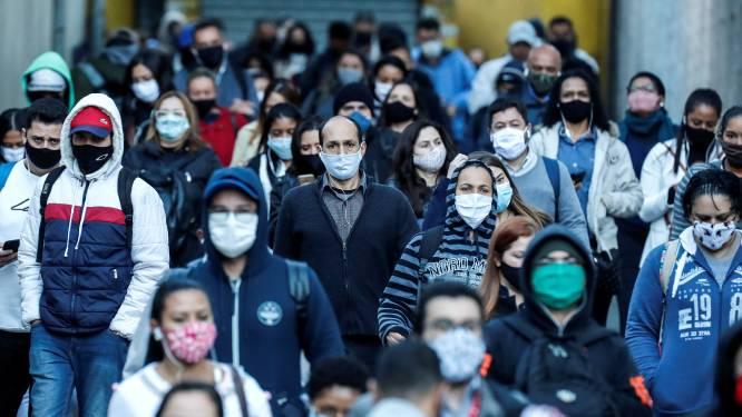 Latijns-Amerika kraakt onder corona: ruim 120.000 doden in Brazilië en 7 miljoen besmettingen in de regio