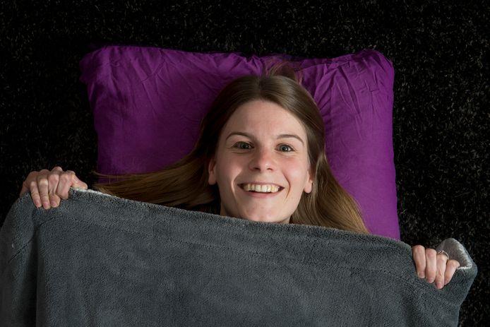 Bette Loef deed haar onderzoek in opdracht van werkgever RIVM.