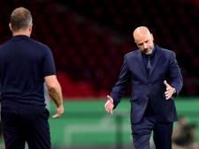 Bosz baalt stevig van gemiste kansen: 'Maar ik maak mijn spelers geen verwijten'