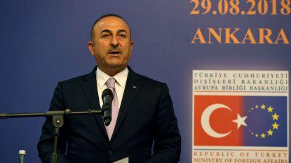"""Turkije belooft politieke hervormingen rond toetreding EU te versnellen, """"in ruil voor vooruitgang in aanhoudende kwesties"""""""