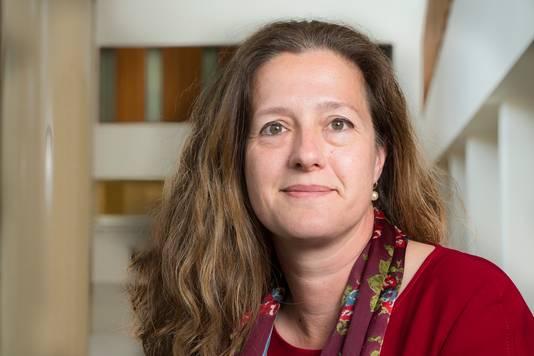 Bestuursvoorzitter Sophia de Rooij van MST.