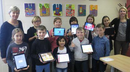 De Klimop investeert in iPads voor leerlingen