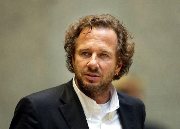 Herman Heinsbroek. Beeld ANP