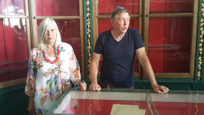 Marijke Folkertsma en Louis Kleingeld