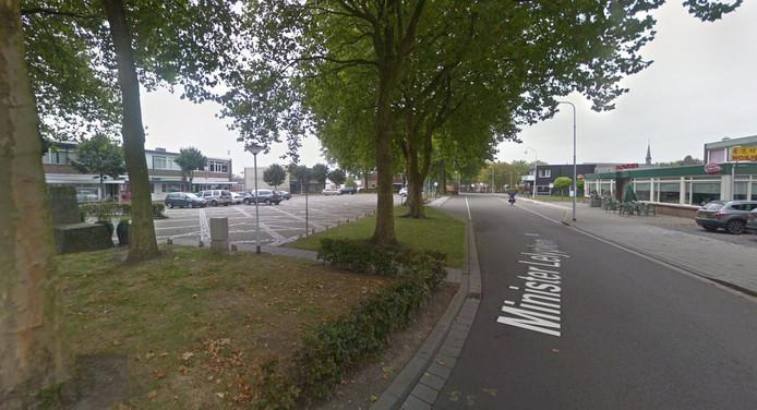 Op het Minister Lelyplein in Sluiskil komt zaterdag met de Opschoondag een mini-milieustraat waar bewoners grofvuil kunnen inleveren.