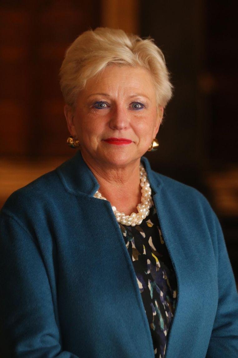 Parlementslid en raadslid Ann Soete.