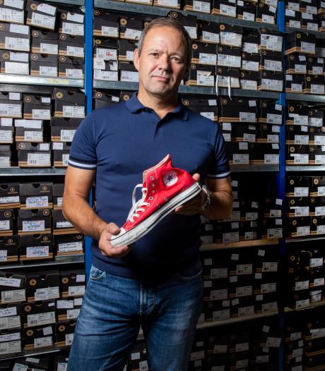 Hoe de Amerikaanse schoenenreus Converse een succesvolle Drunense concurrent kapot probeert te maken