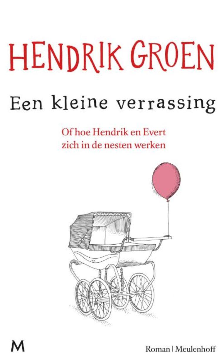 Hendrik Groen: Een kleine verrassing.  Meulenhoff, € 19,99  Beeld
