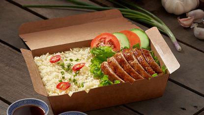 Air Asia start restaurant met alleen maar  vliegtuigmaaltijden