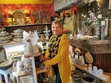 Geen bier, maar kasten: Katrien verkoopt interieurartikelen vanuit het café in IJzendijke