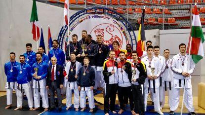 Ninovieter Gianni Schotte haalt bronzen medaille op Europees Kampioenschap karate