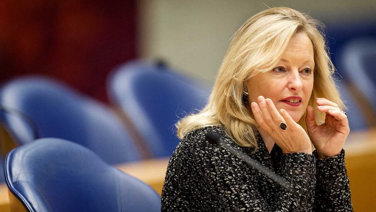 Minister Jet Bussemaker van Onderwijs Beeld anp