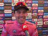 Interview Dumoulin na etappe 21