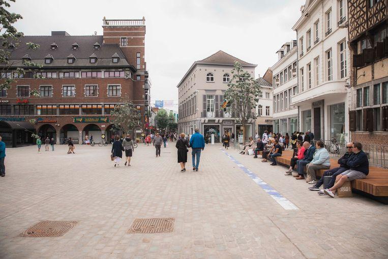 Shoppen in Hasselt: De binnenstad en Quartier Bleu.