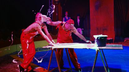 Circus Barones brengt 'Een reis rond de wereld'