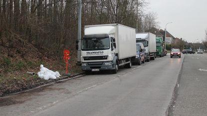Minder trucks, minder zwerfvuil