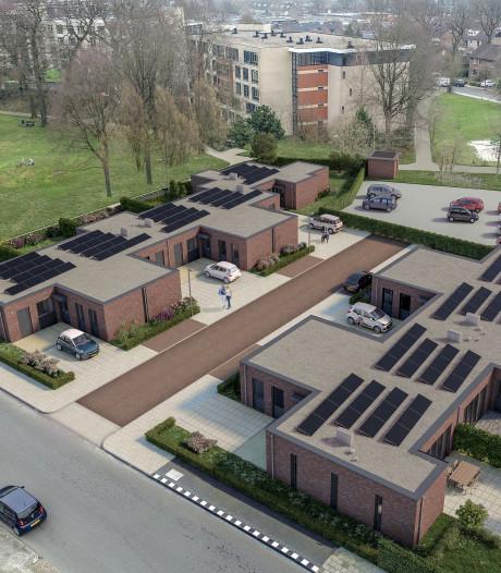 Alle bungalows nieuwbouwproject De Symfonie in Almelo verkocht