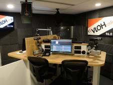 VLOHradio helemaal in het nieuw in 1 grote studio