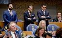 De fractie van de partij Denk in de Tweede Kamer