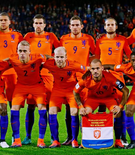 Wat is er nog over van het Nederlands elftal dat met 4-1 van Wit-Rusland won?