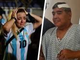 """RECONSTRUCTIE. De laatste dagen van """"depressieve"""" Maradona: hoe corona op hem woog en hij niet naar Cuba kon"""