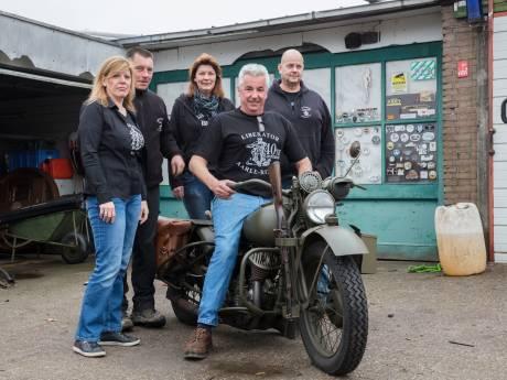 Stoet Harley Davidsons verwacht bij jubilerende motorclub Aarle-Rixtel