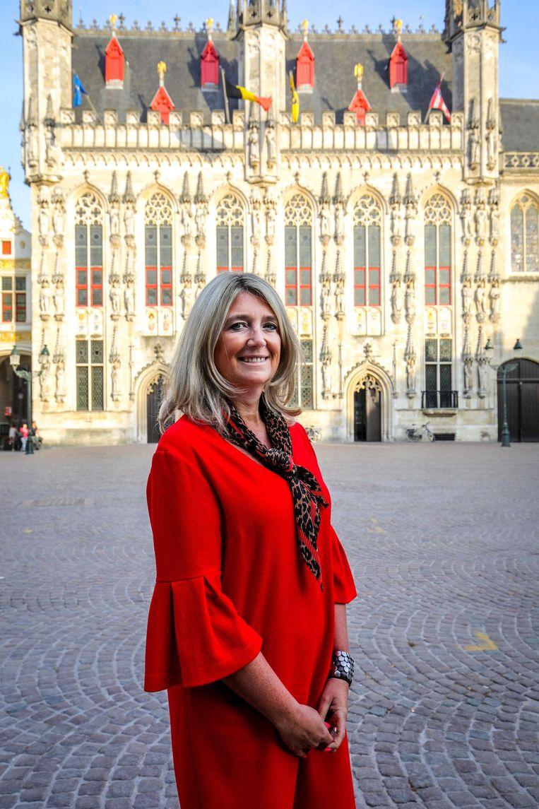 Mercedes Van Volcem gaat voor de burgemeesterssjerp.