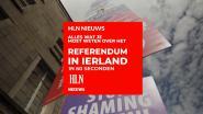 Alles wat je moet weten over het referendum in Ierland in 60 seconden