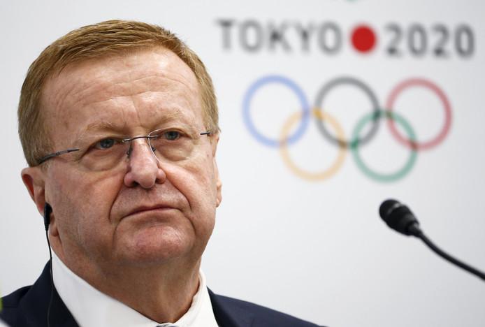 IOC-lid John Coates.