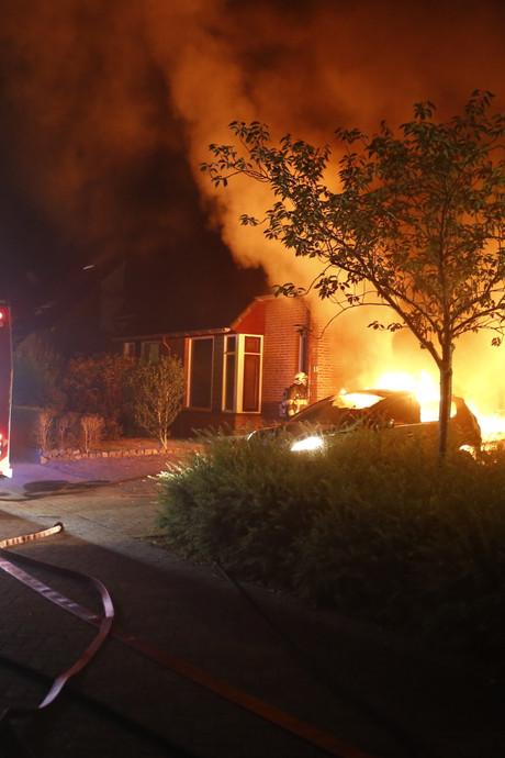 Brabant koploper met aantal autobranden