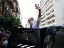 """Explosions à Beyrouth: Emmanuel Macron plaide """"l'amitié"""" et réfute toute """"ingérence"""""""