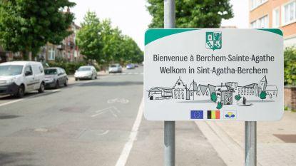 Zes gewonden bij verkeersongeval in Sint-Agatha-Berchem