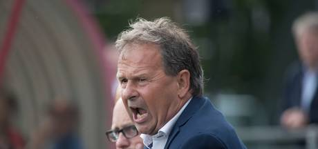 Deal met FC Eindhoven ketst af: Gert Kruys blijft trainer bij DOVO