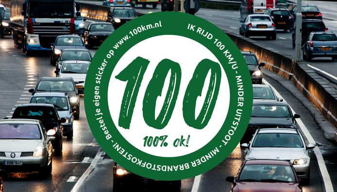 Foto bij actie Ik rijd 100km per uur, verhaal Caspar van Oirschot